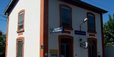 Gare de Leucate